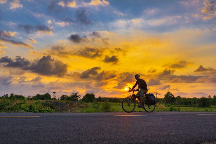 bicicleta como transporte ecológico